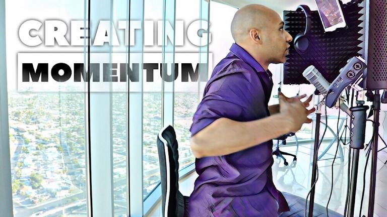 podcast - creating momentum
