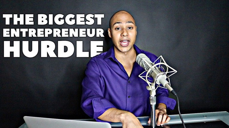 biggest entrepreneur hurdle