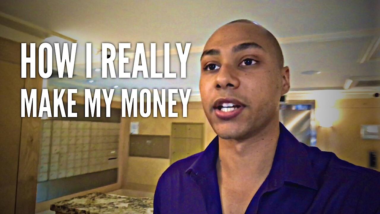 How I really made money marketing myself
