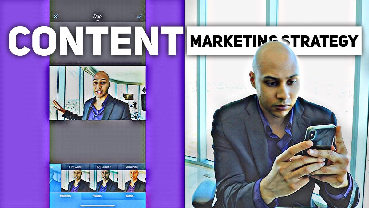My Content Marketing Strategy For Making Sales – Bruce Mode 003