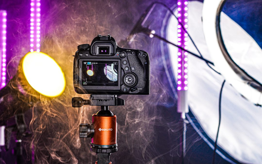 Camera & Lighting Equipment I Use For My Brand